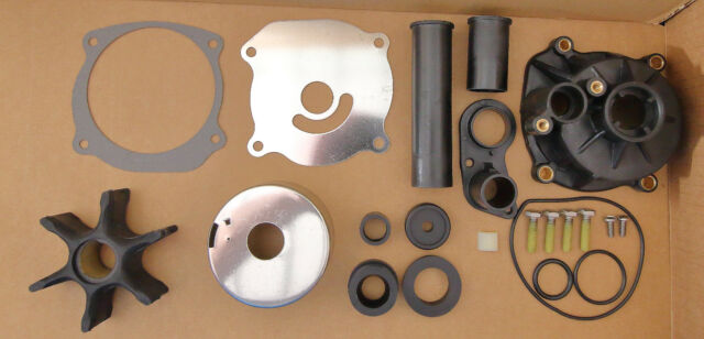 EVINRUDE Johnson 90 110 115 120 140 HP V4 Water Pump Impeller Kit Repl  5001595