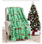 Soft-Plush-Warm-All-Season-Holiday-Throw-Blankets-50-034-X-60-034-Great-Gift miniature 24