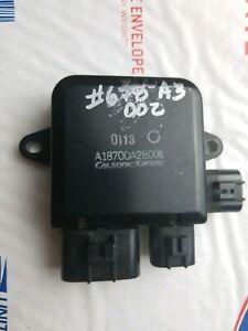 2010-2013-INFINITI-G37-M37-RADIATOR-COOLING-FAN-CONTROL-MODULE-A18700A28001
