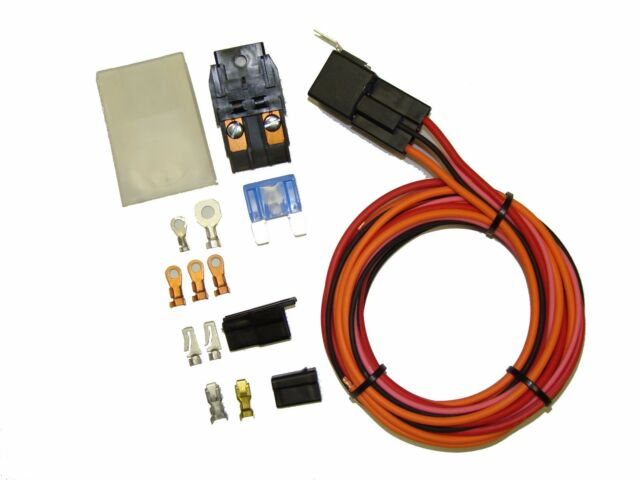 American Autowire 510002 Fan Relay Kit 70 Amp For Sale