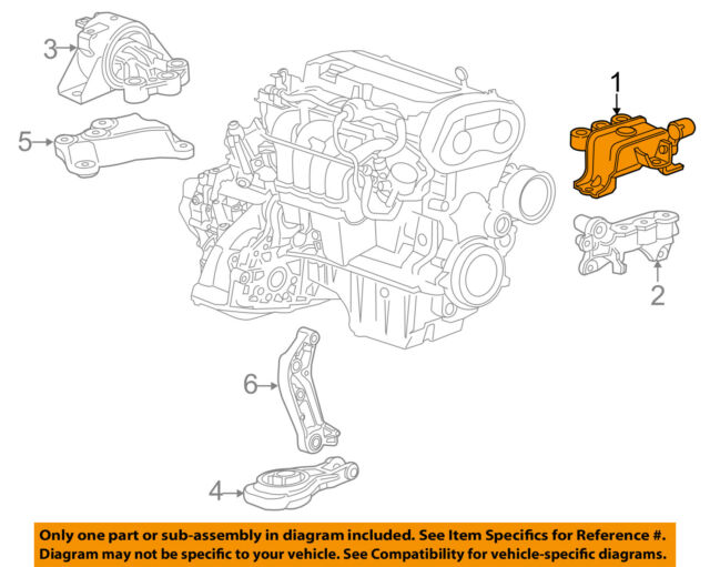 chevy sonic engine diagram wiring diagram chevy sonic horsepower chevrolet gm oem 12 15 sonic engine torque strut mount 95133816 ebay 2012 chevy sonic engine labeled chevy sonic engine diagram