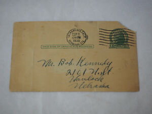 1930's Jack LittleField Y service station Advertising Post Card for RICHLUBE