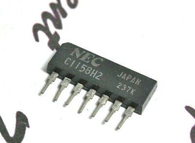 - NOS NEC uPC1028H DIP-7 Integrated Circuit IC 1PCS