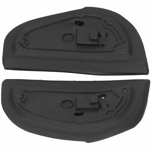 Pair Left Right Mirror Rubber Gaskets Seals Fit For W140 W202 W210