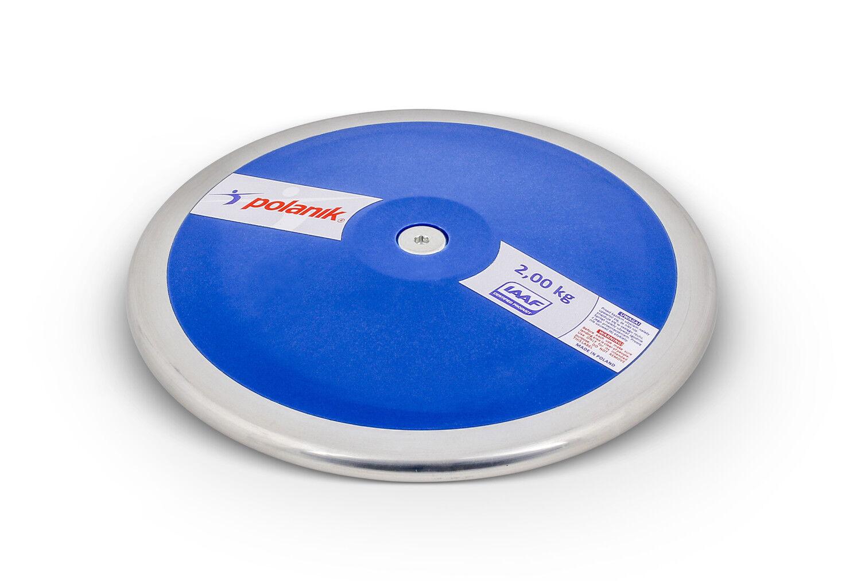 POLANIK CPD Disco competición lanzamiento 0,6 0,75 0,8 1 1,25 1,5 1,6 1,75 2 kg