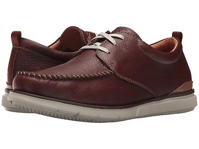 Siesta America propiedad  Men's Shoes Clarks Edgewood Mix Casual Lace Up 33790 Mahogany Leather *New*  | eBay