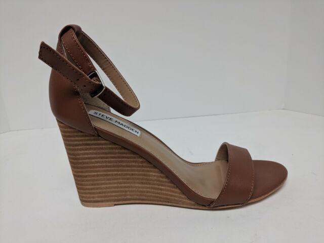 Steve Madden Women's Mary Wedge Sandal