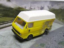 HO 1:87 VW LT28 Bundes Post WIKING Unfall Crash Szenario Anlagenbau ANSEHEN