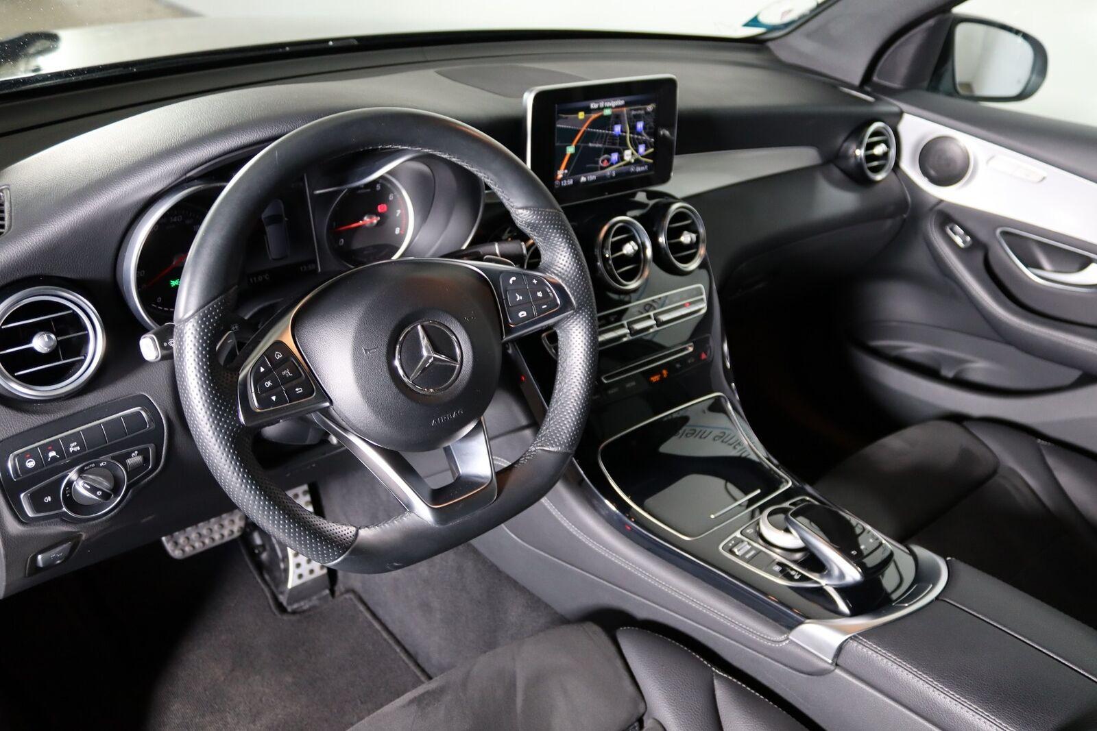 Mercedes GLC350 e 2,0 aut. 4Matic - billede 8