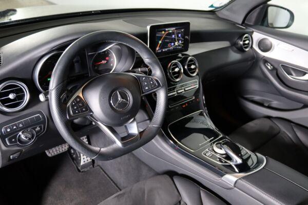 Mercedes GLC350 e 2,0 aut. 4Matic billede 8