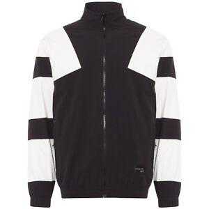 New-adidas-Originals-Mens-EQT-Bold-2-0-Track-Top-Sz-M-Black-jacket-vintage