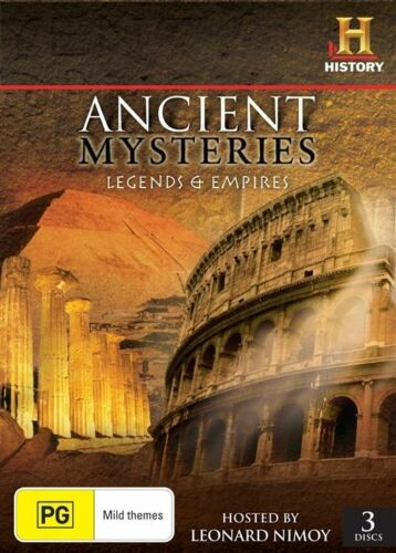 1 of 1 - Ancient Mysteries (DVD, 2010, 3-Disc Set) Region 4