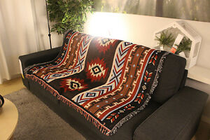 Image Is Loading Home Decor Tapestries Aztec Navajo Towel Throws Wall
