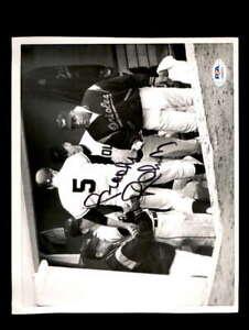 Brooks-Robinson-PSA-DNA-Coa-Hand-Signed-8x10-Vintage-1964-Photo-Autograph