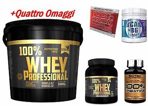 scitec nutrition 100 whey isolate 2000 grammi vaniglia