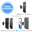 thumbnail 11 - Magnetic Metal Plate Car Phone Holder Accessories Stand For Magnet Phone Support