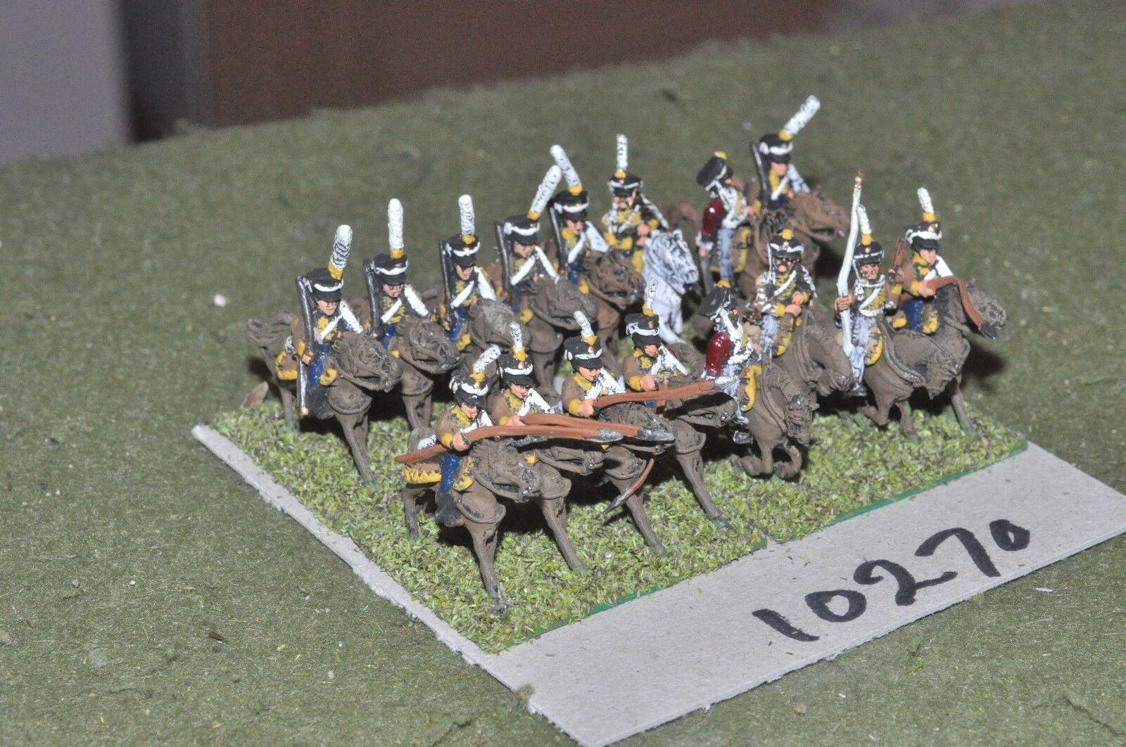 15mm napoleonic russian 16 cavalry (10270)