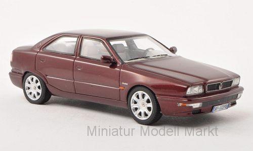 45172 - Neo Maserati Maserati Maserati Quattroporte IV - metallic-dunkel-rot - 1994 - 1 43 89e7a3