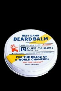 Beard-Balm-Duke-Cannon-Redwood-Scent-1-6-oz-Best-Damn-Mens-Beard-Mustache-Groom