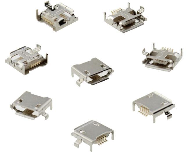 HP Slate 7 Micro la energía de USB CONECTOR cc Cargador Puerto Dc Jack E74