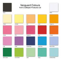 A4 Coloured Craft Card ** 240gsm ** Choose Colour & Pack Size ** Free Postage