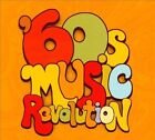 '60s Music Revolution [Box] by Various Artists (CD, Jul-2012, 9 Discs, Time)