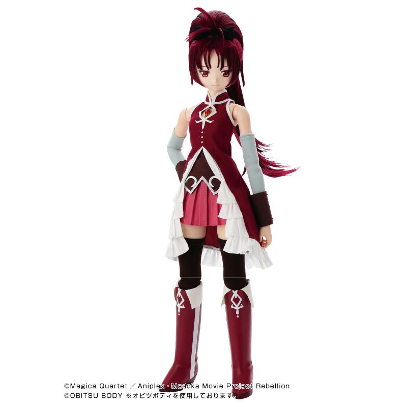 1 3 Hybrid Active Figure No.01 Sakura Kyoko - Puella Magi Madoka Magica
