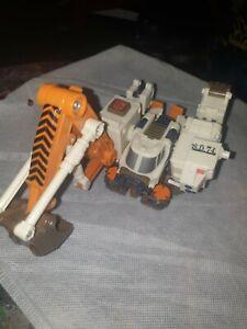 Transformers Armada supercon Hoist 2003 + minicon