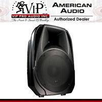 American Audio Els-15bt 15 2-way Active Dj Speaker Bluetooth/mp3/usb/sd