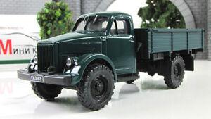 Scale-model-truck-1-43-GAZ-63