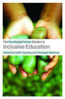 The RoutledgeFalmer Reader in Inclusive Education by Taylor & Francis Ltd (Paperback, 2004)