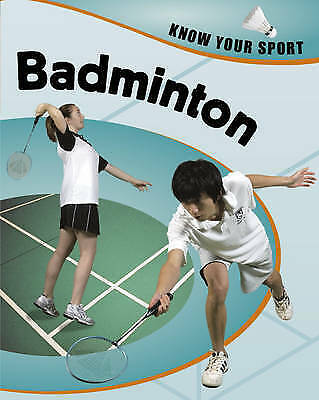 1 of 1 - Gifford, Clive, Badminton (Know Your Sport), Very Good Book