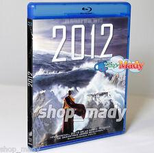 2012 una pelicula de Roland Emmerich Blu-Ray en ESPAÑOL LATINO Region Free