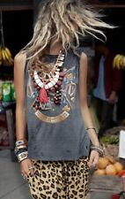 Spell & the Gypsy Kate Cactus Leopard Harem Pants Medium VINTAGE RARE