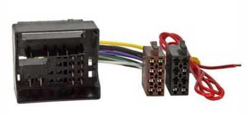 Autorradio adaptador Conexión de cable cable de radio para Skoda Rapid