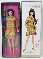 All That Jazz Barbie Brunette Platinum Label Reproduction Coa