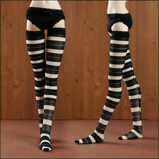 Dollmore NEW 1/3 BJD SCALE SIZE SD - MKN Band Stocking (Black Iv