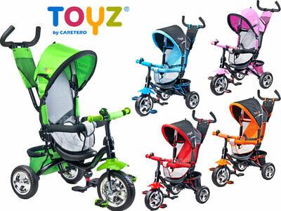 Kinder Dreirad Kinderdreirad Fahrrad Kleinkinder Dreiräder TIMMY TOYZ