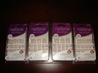 Lot Of 4 Nailene Nail Studio French Tip Manicure For Toes 71283