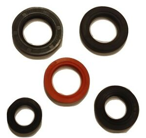 ukscooters-LAMBRETTA-ENGINE-OIL-SEAL-KIT-5-SEALS-NEW-ITEM-GP-LI-TV-SX
