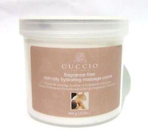 CUCCIO-Naturale-Cuccio-FRAGRANCE-FREE-Massage-Creme-32oz-908g
