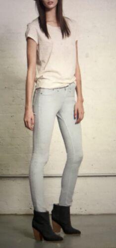 Legging W25 Uk Ragging Arctic Bone And Skinny 8 Jeans qwOSEw
