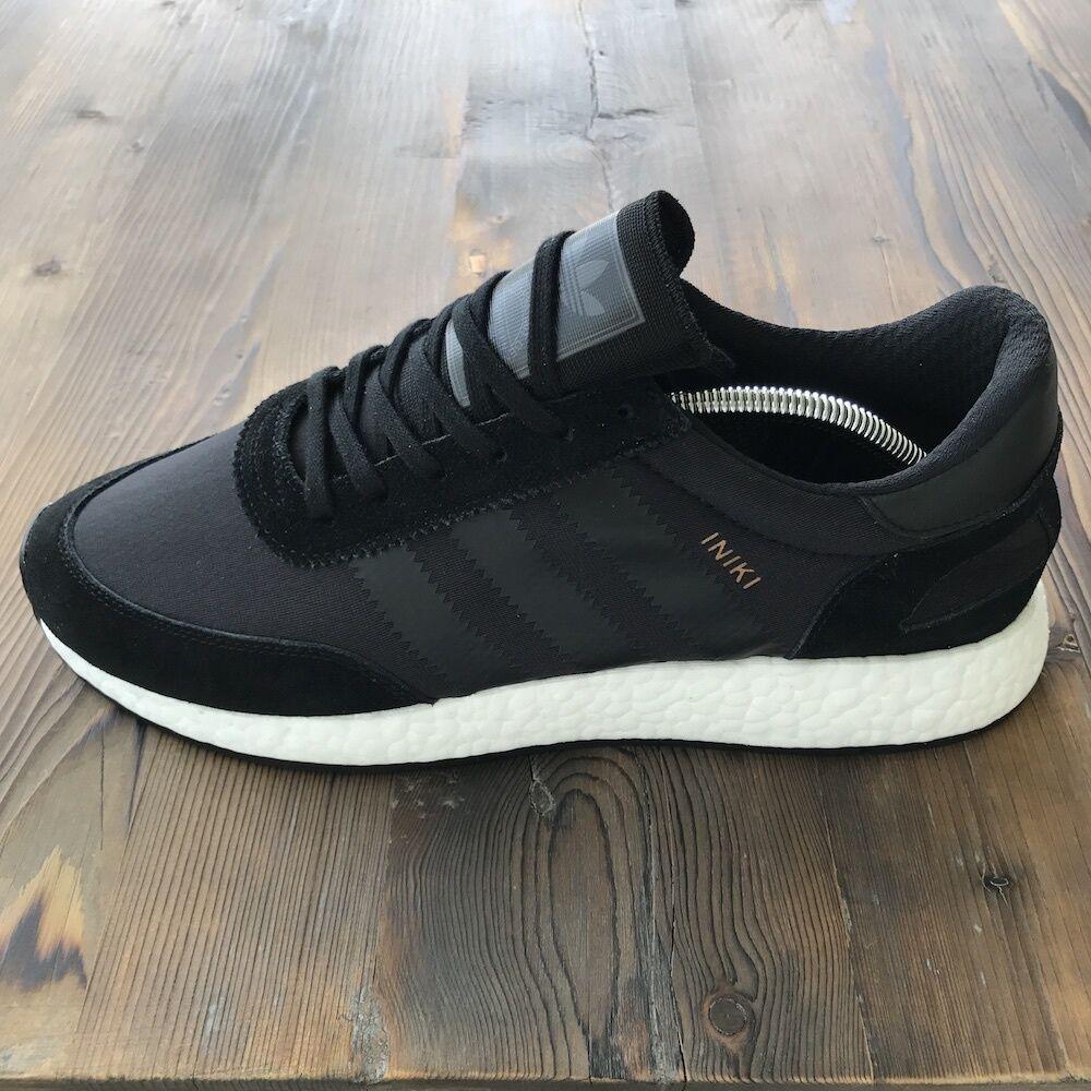Di nuovo in scatola adidas iniki runner scarpe aumentare le scarpe runner gli uomini principali nero / bianco venduto! 2f9635