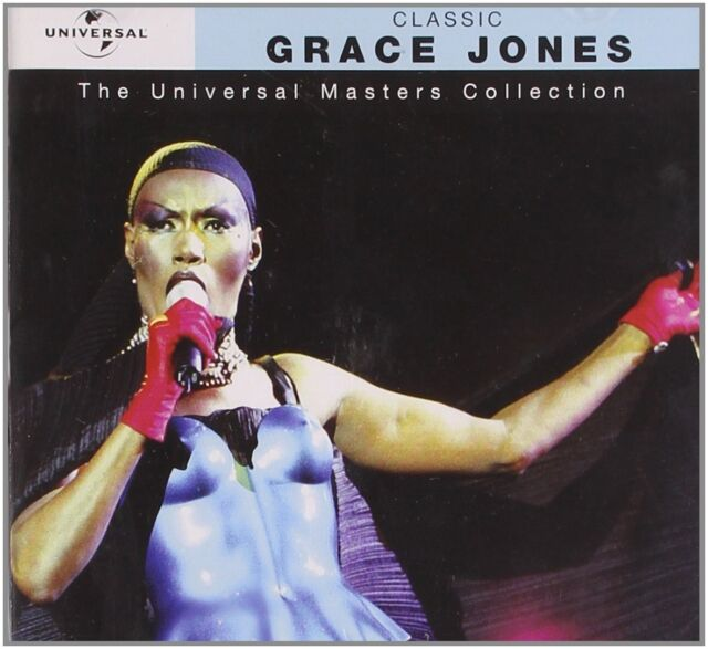 Grace Jones - Universal Masters Collection (Audio CD 2006) Import