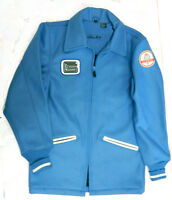 Shelby Cobra World Championship Team Jacket, Original Blue Wool Shell, Size S