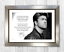 George-Michael-with-lyrics-034-Careless-Whisper-034-A4-reproduction-autograph-poster thumbnail 3