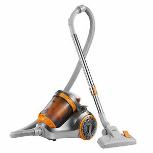 VonHaus 1200W 3L Bagless Compact HEPA Cyclonic Cylinder Vacuum Cleaner Hoover