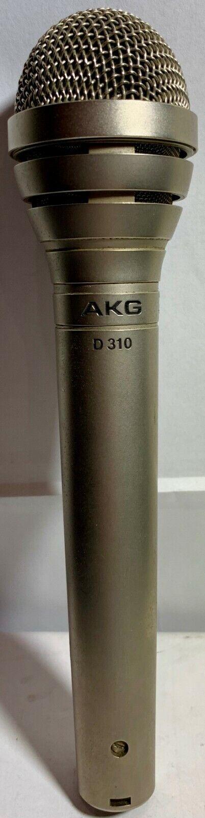 AKG D310 Vintage Dynamic Cardioid Mikrofon