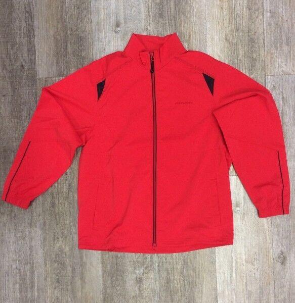 Joy Sportswear Herren Herren Herren Funktionsjacke Kai Atmungsaktive Sportjacke Rot Neu 236d77