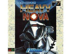 SEGA-Mega-CD-Heavy-Nova-JAP-JP-TOP